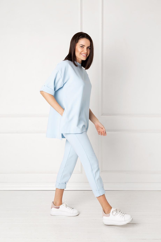 Busha Blue Suit